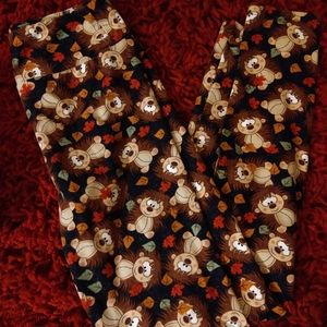 Brand New, Super buttery, Hedgehog LuLaRoe Legging
